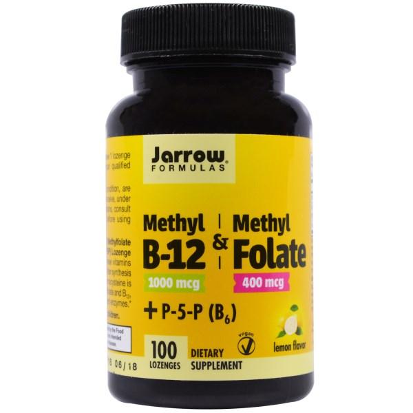 metylfolat metyl-B12