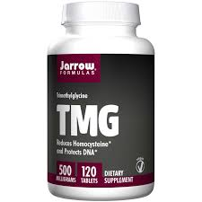 TMG trimethylglycine jarrow