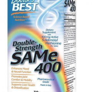 SAMe 400mg S-adenosylmethionine